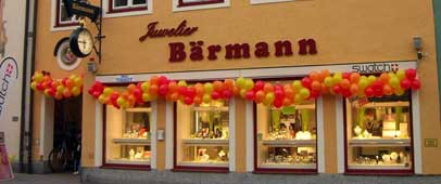 Juwelier Bärmann - Laden